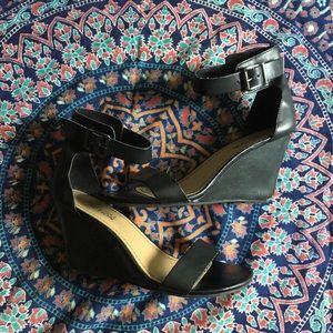 Wedge heels !